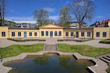Linnaeus garden, Uppsala, Sweden