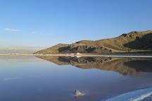 Maharloo Lake, Shiraz, Iran