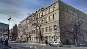 Классическая гимназия № 160, улица Узеира Гаджибекова на фото Баку
