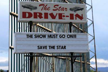 Star Drive Inn Theatre, Montrose, United States