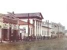 Городская поликлиника № 1, Коммунистическая улица на фото Улана-Удэ
