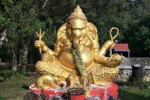 Wat Pikulthong Standing Buddha, Tumpat, Malaysia