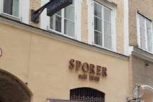 Sporer Likör- & Punschmanufaktur, Salzburg, Austria