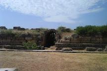 Archeologikos Choros Eretria, Eretria, Greece