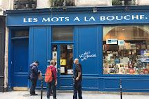 Les Mots a la Bouche, Paris, France