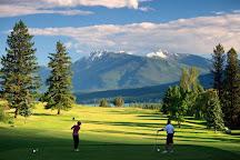 Creekside Golf Course, Fairmont Hot Springs, Canada