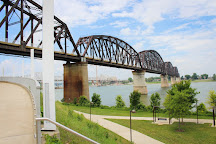 The Big Four Bridge, Louisville, United States
