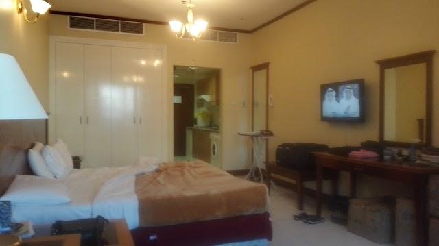 Desert Rose Hotel Apartment