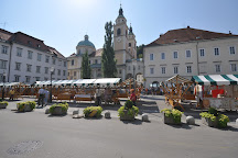 Central Market, Ljubljana, Slovenia