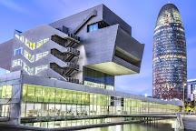 Museu del Disseny de Barcelona, Barcelona, Spain