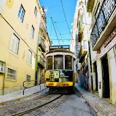 Станция  станции  Lisboa Martim Moniz