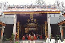 Chan See Shu Yuen Temple, Kuala Lumpur, Malaysia