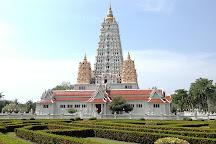Wat Yansangwararam, Bang Lamung, Thailand
