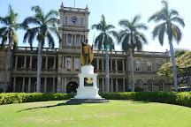 Ali'iolani Hale, Honolulu, United States