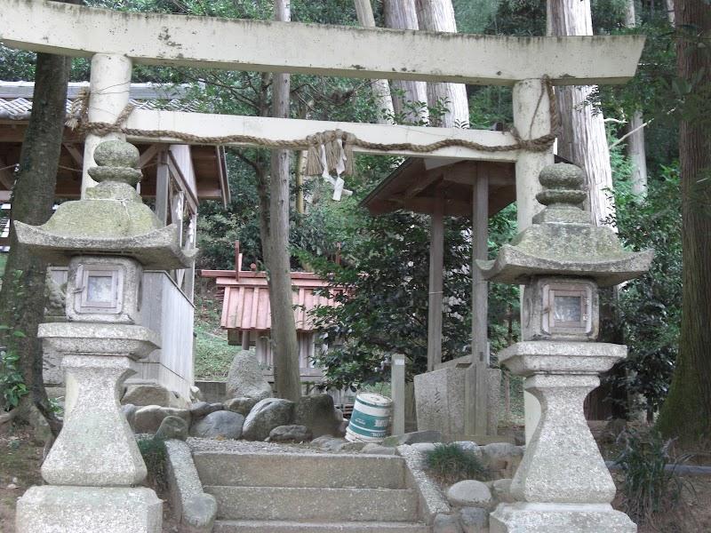 宇氣比神社