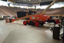 Carver-Hawkeye arena, Iowa City, United States
