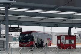 Автобусная станция   Hong kong Zhuhai Macau bridge Zhuhai port
