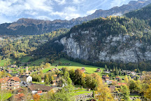 Lauterbrunnen Valley Waterfalls, Lauterbrunnen, Switzerland