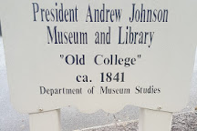 President Andrew Johnson Museum and Library, Greeneville, United States