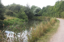 Chesterfield Canal, Chesterfield, United Kingdom