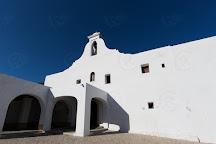 Iglesia Sant Rafel, Ibiza Town, Spain