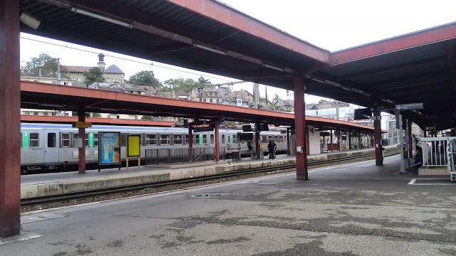 Chambery Station GARE SNCF
