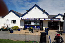 Royal North Devon Golf Club, Westward Ho, United Kingdom