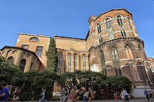 Basilica di Santa Maria Gloriosa dei Frari, Venice, Italy