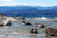 Playa Bonita, San Carlos de Bariloche, Argentina