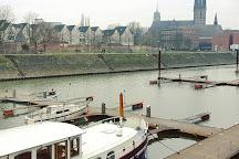 Innenhafen Duisburg, Duisburg, Germany