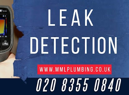 leak detection in North London