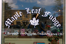 Maple Leaf Fudge, Niagara-on-the-Lake, Canada