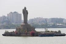 Hussain Sagar Lake, Hyderabad, India