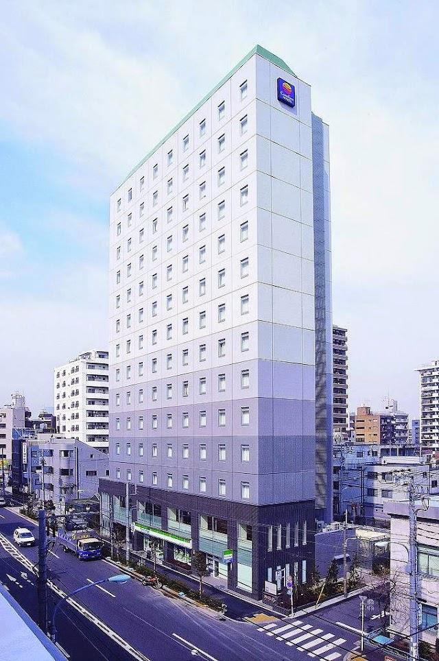 Comfort Hotel Tokyo Kiyosumi Shirakawa