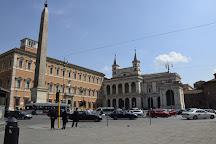 Chiostro Lateranense, Rome, Italy