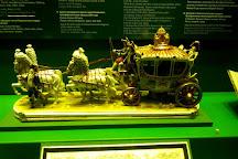 Borodino Battle Museum Panorama, Moscow, Russia
