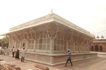 Tomb of Sheikh Salim Chisti, Fatehpur Sikri, India