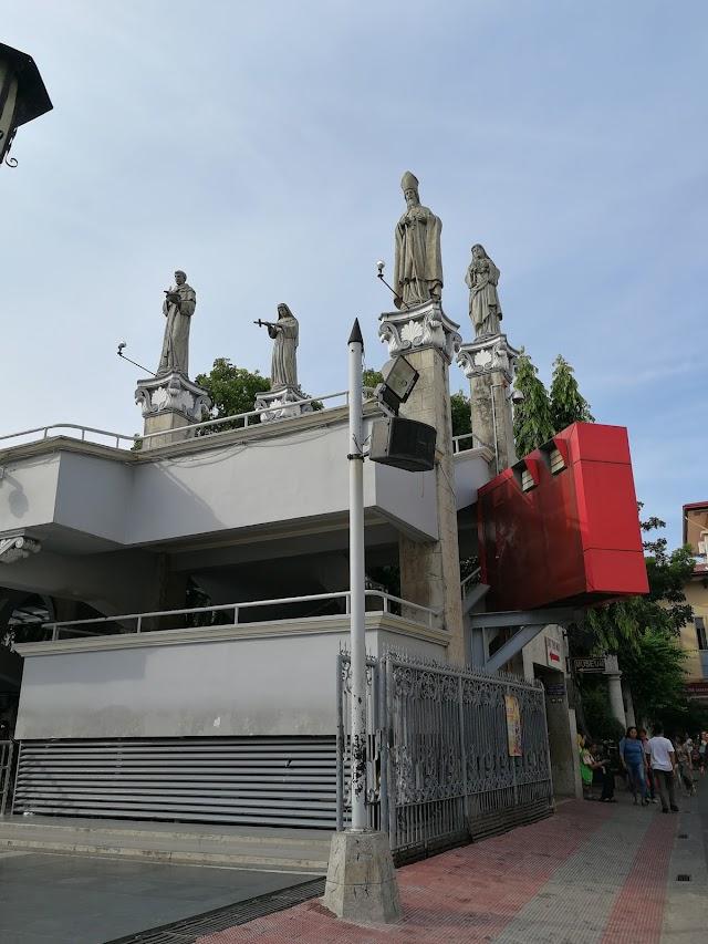 Basilica Del Santo Nino Church
