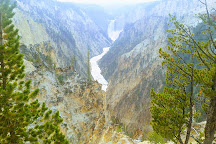 Artist Point, Yellowstone National Park, United States