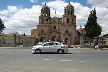 Catedral de Cajamarca, Cajamarca, Peru