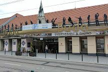 Palace of wonders Csodák Palotája, Budapest, Hungary