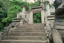 Yapahuwa Rock Fortress, Yapahuwa, Sri Lanka