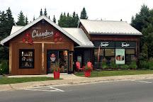 Atelier Bernard Chaudron, Val David, Canada