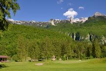 Golf Club Bovec, Bovec, Slovenia