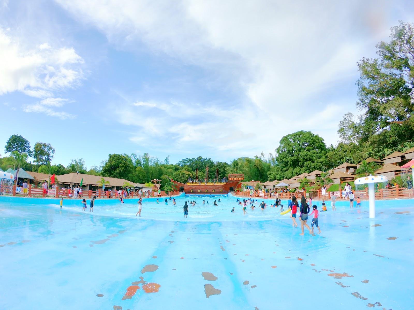 Camp Pulong Gubat Wave Pool Resort Tripcarta