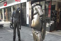 Auseinandersetzung, Dusseldorf, Germany