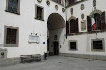 Piccolo museo del diario, Pieve Santo Stefano, Italy