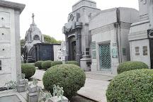 Cementerio El Salvador, Rosario, Argentina