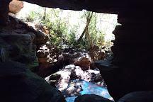 Casa de Pedra, Chapada dos Guimaraes, Brazil