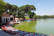 Lago Casa de Campo, Madrid, Spain